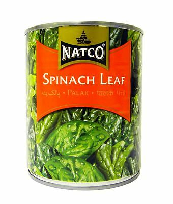 Natco - Spinach Leaf - 765g (pack of 2)