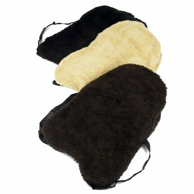 Hy Fur Fabric Seat Saver - Horse Riding Saddle Seat Cover