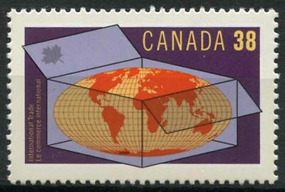 Canada 1989 Export Trade Month MNH