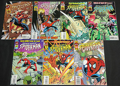 Modern Marvel UNTOLD TALES OF SPIDER-MAN 27pc Count High Grade Comic Lot