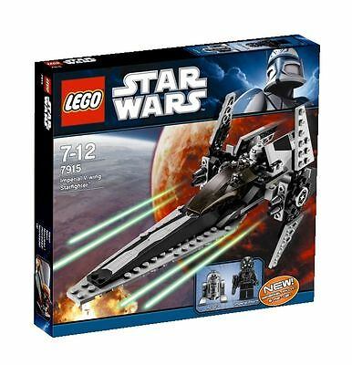 Lego Star  Wars  Imperial V-Wing  Starfighter    (#7915)   Brand  New