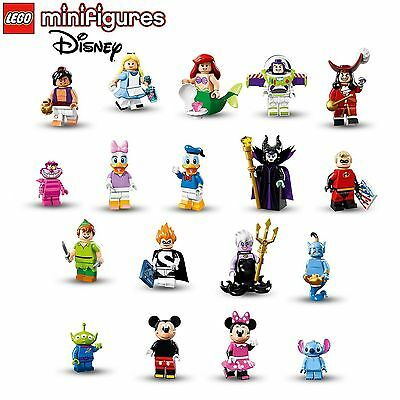 Lego Minifigures Serie Disney, 71012: CHOOSE YOURS!