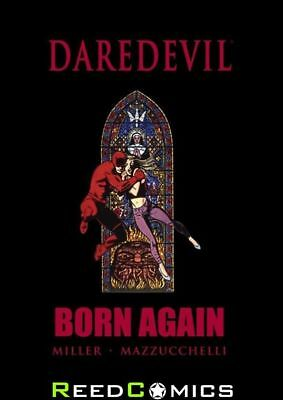 DAREDEVIL BORN AGAIN GRAPHIC NOVEL New Paperback Collects #226-233 Frank Miller