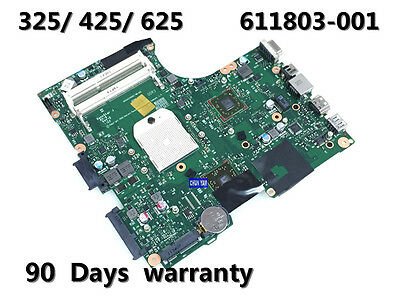 NEW HP COMPAQ 325 / 425 / 625 Laptop Notebook AMD Motherboard 611803-001