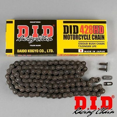 DID 428 heavy duty chain 136 links
