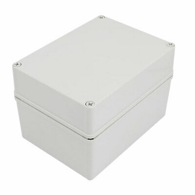 200mm x 150mm x 135mm Dustproof IP65 Sealed DIY Joint Electrical Junction Box