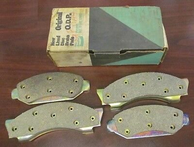 1972-79 Ford Bendix Front Disc Brake Pad Set