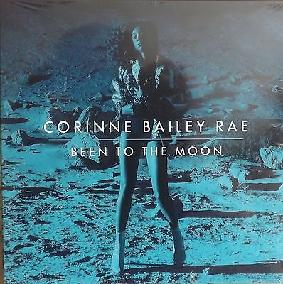 "Corinne Bailey Rae Been To The Moon 7"" Vinyl Sealed"
