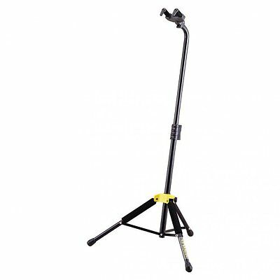 Hercules Stands Hercules GS414B Single auto Grab Guitar Stand with SFF on Legs