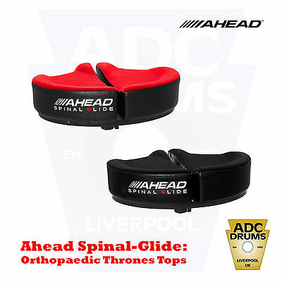 Ahead Spinal-G 'Spinal Glide' Motorcycle Drum Throne Top (Orthopaedic Stool)