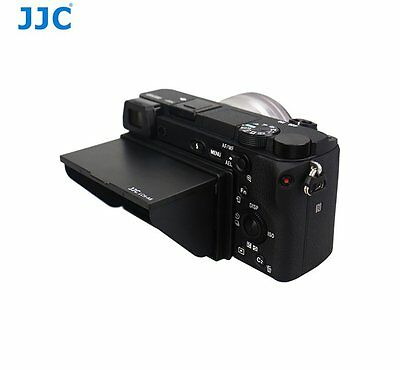 JJC Protective LCD Screen Display Hood LCH-A6 for Sony A6300 A6000 A6500 camera