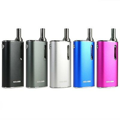 Eleaf iStick Basic Full Kit Riccardo E-Zigarette Liquid Akku Verdampfer Starter