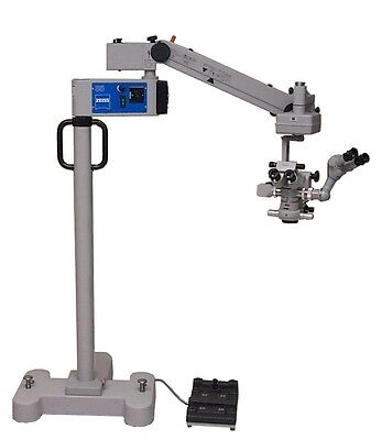 ZEISS OPMI MDO Specialized Ophthalmic / Cataract/ Retinal Surgical Microscope