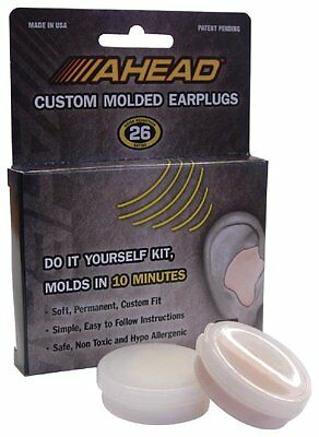 Ahead ACME Custom Molded Earplugs Hearing protection, individual shaped