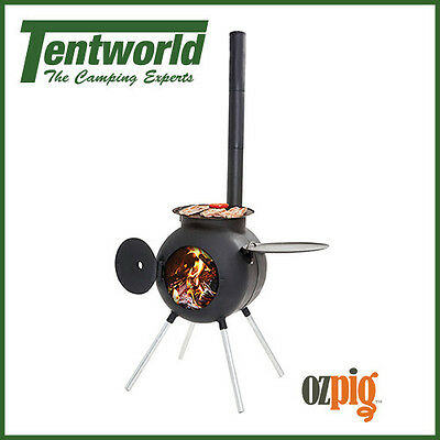 Ozpig - Portable Wood Stove
