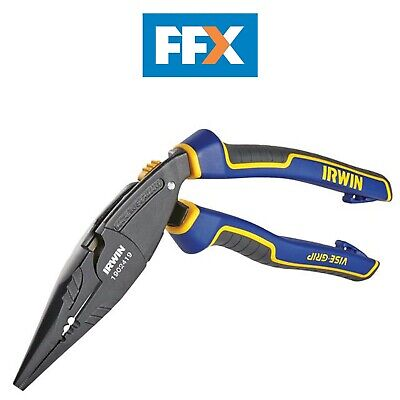 Visegrip VIS1950508 ErgoMulti Long Nose Pliers With WS-WC 200mm 8in