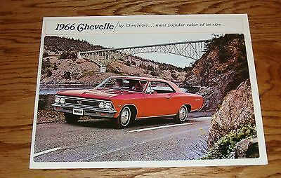 1966 chevrolet chevelle wiring diagram manual 66 chevy • 9 00 1966 chevrolet chevelle s brochure 66 chevy