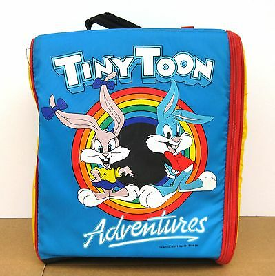 Tiny Toon Adventures Soft Insulated Cooler Bag Cartoon Looney 90s Warner B. 1991