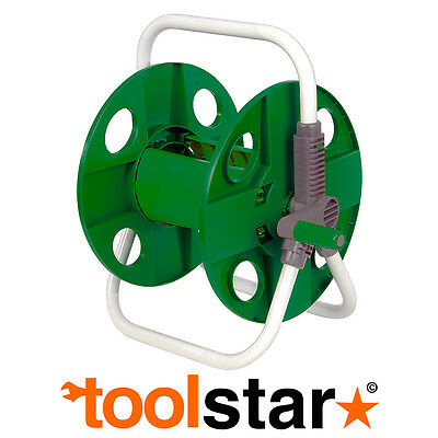 Garden Hose Pipe Reel Storage - Holds Up To 45M