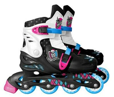 Kinder Girls Inliner Inline Skates Skater Inlineskating Monster High 30 31 32 33