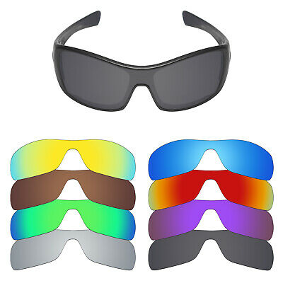MRY POLARIZED Replacement Lenses for-Oakley Antix Sunglasses - Option Colors