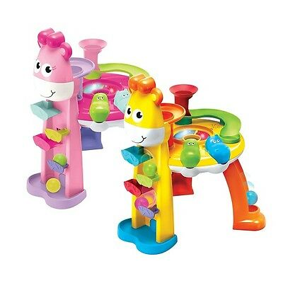 Giraffe Fun Station 658015  50875 DISTRESSED PACKAGING!! ITEM IS PERFECT