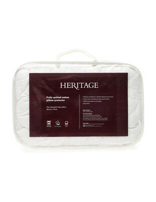 NEW Heritage Cotton Protector White