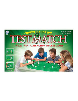 NEW Crown & Andrews TEST MATCH