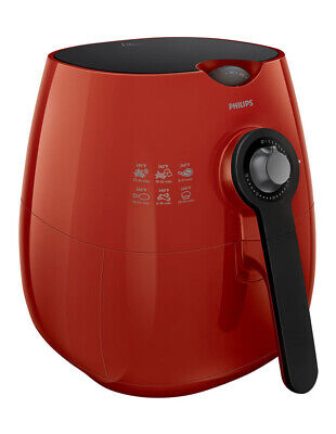 NEW Philips HD9220/66 Airfryer: Red