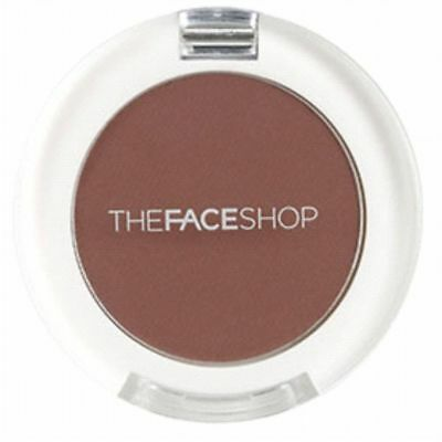 [THE FACE SHOP] Mono Cube Eye Shadow Matt PK01 Vintage Rose Single shadow
