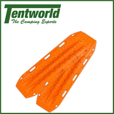 MAXTRAX MKII Recovery Tracks - Safety Orange