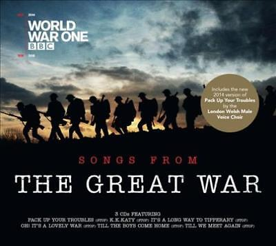 Various Artists - Songs From The Great War New Cd