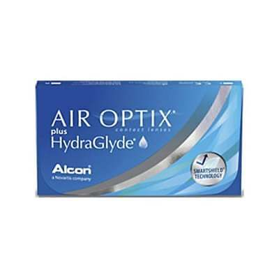 AIR OPTIX® PLUS HYDRAGLYDE 6er Packung