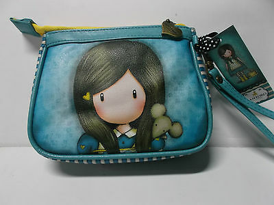 "BOLSO DE MANO GORJUSS - Modelo ""LITTLE FRIEND"""
