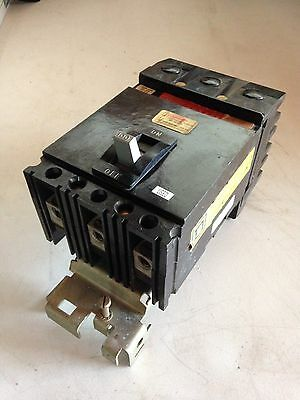 Square D FHB36100 Circuit Breaker