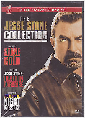 Jesse Stone Collection (Dvd, 2011) New