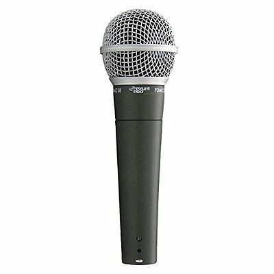 Best Professional Handheld Microphone w Moving Coil PDMIC58, Topseller