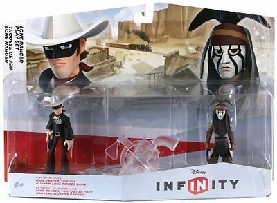 "NEW Lone Ranger Play Set by Disney Infinity - Works with ""Play Set"" Game Mode"