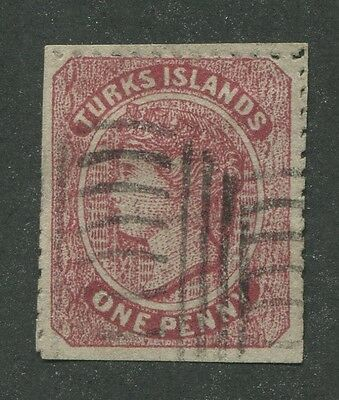 Turks Islands #1 Forgery