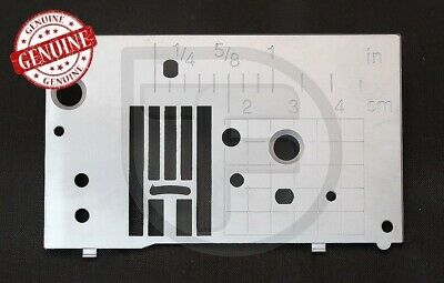 Brother Sewing Machine Needle Plate (Xe4093001)