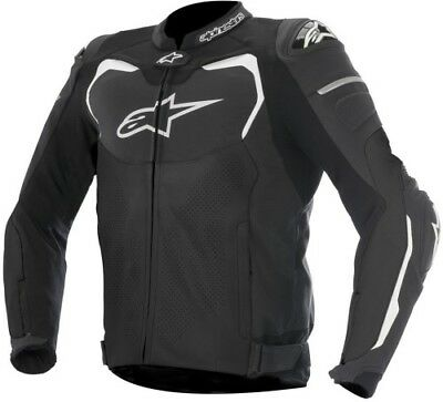 Alpinestars GP Pro Air 2016 Mens Leather Jacket Black 48 EUR 48 3105116-10-48