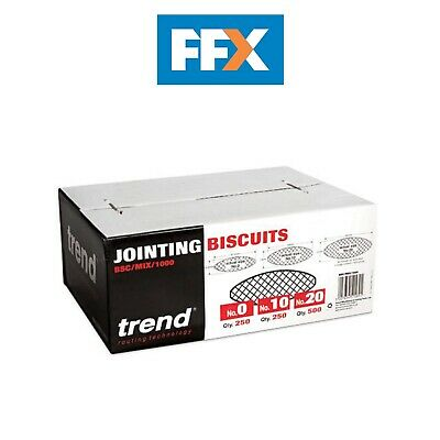 Trend BSC/MIX/1000 Biscuit Mixed Box 1000pcs