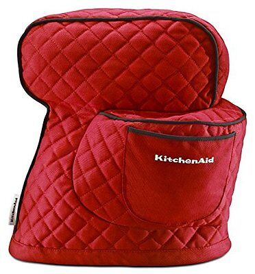 Bestselling KitchenAid Fitted Quilted Stand Mixer Cover Protector, Empire Red