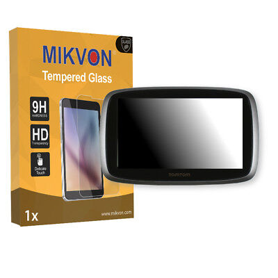 1x Mikvon Tempered Glass 9H for TomTom Go 5100 World Screen Protector