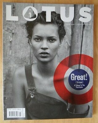 LOTUS MAGAZINE EDITION 1 Autumn 2010 162 Pages Large Format Brochure