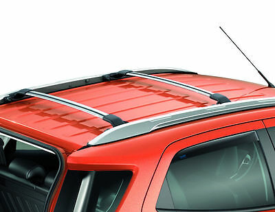 Genuine Ford Ecosport Roof Rack/Cross Bars 1876580 Models With Roof Rails