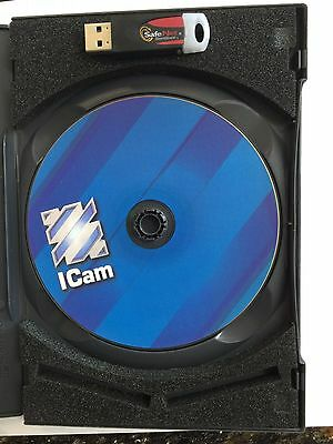 Intermac America ICam 3D CNC SoftWare