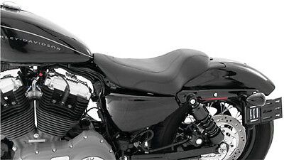 Harley Davidson XL883L Sportster 883 Low 2005 2010 Tripper Solo Seat By Mustang