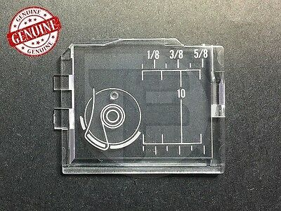 Sewing Machine Cover Plate (750036001)