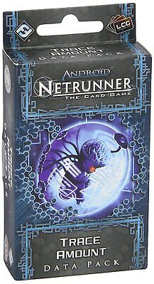 Android Netrunner Trace Amount Data Pack